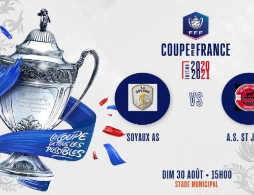 Entrée en lice en Coupe de France pour l'AS Soyaux