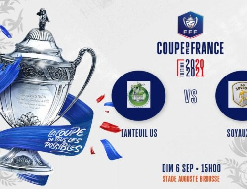 Le tirage du second tour de Coupe de France !